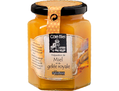 Miel � la gel�e royale - 375 g