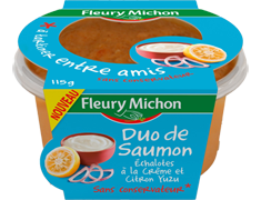 Duo de saumon - 115 g