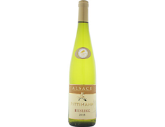 Vin blanc Alsace Riesling AOC 2015 médaille d'Or - 75 cl