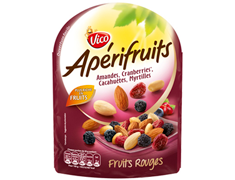 Apérifruits fruits rouges - 100 g