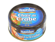 Chair de crabe Nautilus - 103 g
