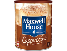 Cappuccino Maxwell House - 280 g