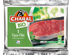 1 faux-filet Bio Charal - 160 g environ