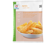Frites coupe large - 1 kg