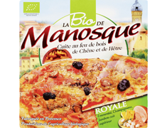Pizza royale BIO - 380 g