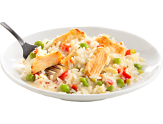 Poulet au citron et risotto petits légumes Weight Watchers - 320 g