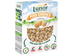 Pois chiches Lunor - 256 g