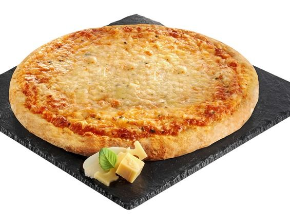 Pizza extra-moêlleuse 3 fromages - 600 g