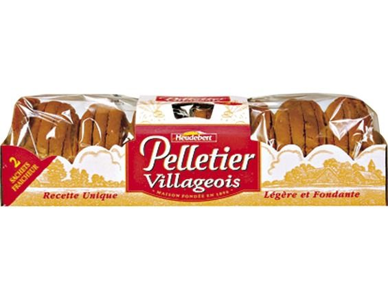 Pain grillé Pelletier Villageois Pelletier - 300 g