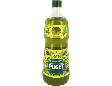 Huile d'olive vierge extra Puget - 1 l
