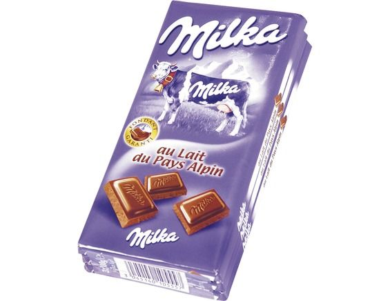 tablette chocolat au lait milka 3 x 100 g milka livr par. Black Bedroom Furniture Sets. Home Design Ideas