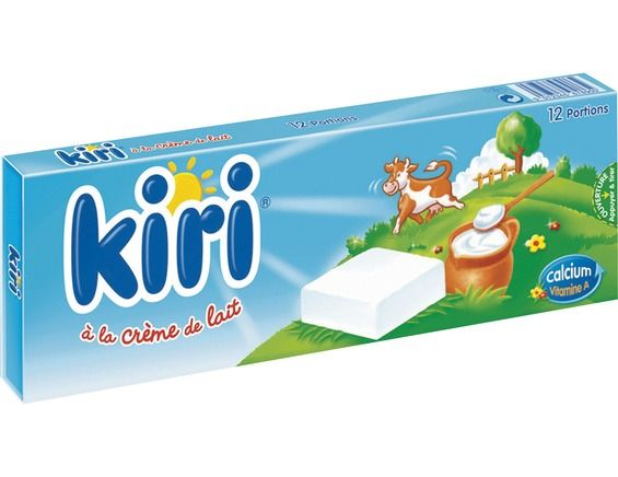Fromage Kiri 12portions - 240 g