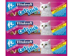 Cat-stick mini Vitakraft - 3 x 6 g
