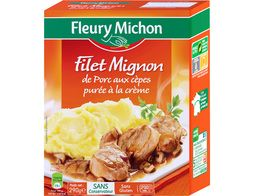 Filet mignon de porc Fleury Michon - 290 g