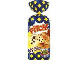 8 Pitch, brioches pépites de chocolat Pasquier - 300 g
