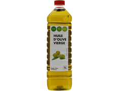 Huile d'olive vierge - 1 l