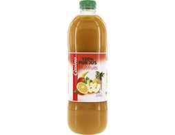 Jus multifruits 100% pur jus Casino - 2 l