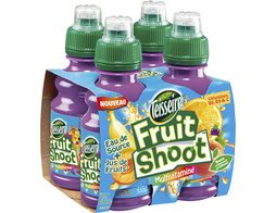 Fruit Shoot multivitaminé Teisseire - 4 x 20 cl