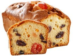 Cake aux fruits confits - 300 g
