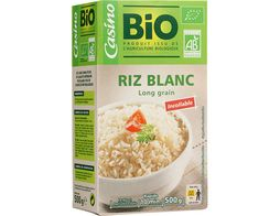 Riz blanc long grain BIO Casino - 500 g