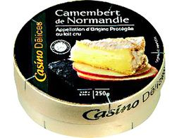 Camembert de Normandie AOP Casino Délices - 250 g