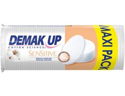 64 cotons Demak'Up Sensitive ovale