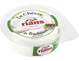 Le Chèvre Tradition Rians - 125 g