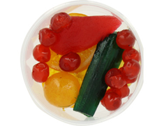 Pot de fruits confits - 200 g