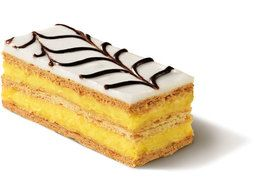 Millefeuille individuel - 130 g