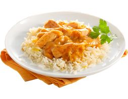 Poulet au curry et riz Weight Watchers - 320 g