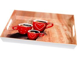 Plateau Coffee Party Emsa - 40 x 31 cm