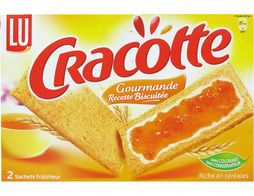 Cracotte Gourmande LU - 250 g