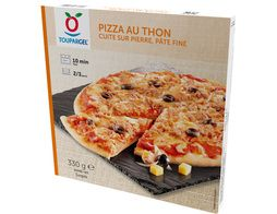 Pizza au thon - 330 g