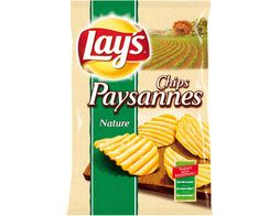 Chips Lay's paysannes nature - 150 g