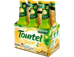 Tourtel twist citron - 6 x 27,5 cl