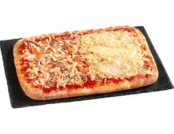 Pizza Duo royale et 3 fromages - 540 g
