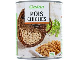 Pois chiches Casino - 530 g
