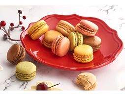 Assortiment de 12 macarons So classic surgelé - 154 g