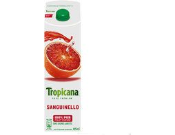 Jus d'orange sanguine Tropicana Sanguinello - 85 cl
