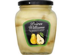 Poires William au sirop - 285 g