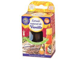 Extrait naturel de vanille Sainte Lucie - 20 ml