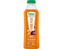 Jus de fruits fibre plus Tropicana Essentiels - 75 cl