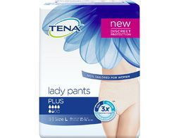 8 Tena Lady Silhouette nuit large