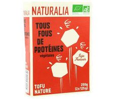 Tofu nature BIO Naturalia - 250 g