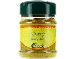 Curry BIO Cook - 80 g