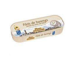 Filets de harengs fumés Phare d'Eckmuhl - 150 g