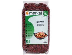 Haricots rouges BIO Markal - 500 g