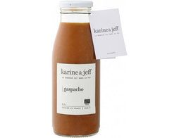 Gaspacho BIO Karine & Jeff - 50 cl