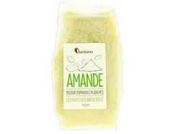 Poudre d'amandes blanches BIO Damiano - 100 g