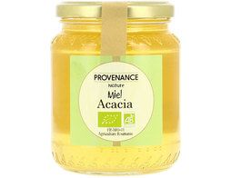 Miel d'acacia BIO Provenance nature - 500 g